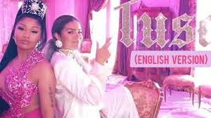 KAROL G, Nicki Minaj - Tusa English lyrics