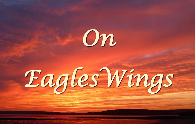 on eagles.wings lyrics